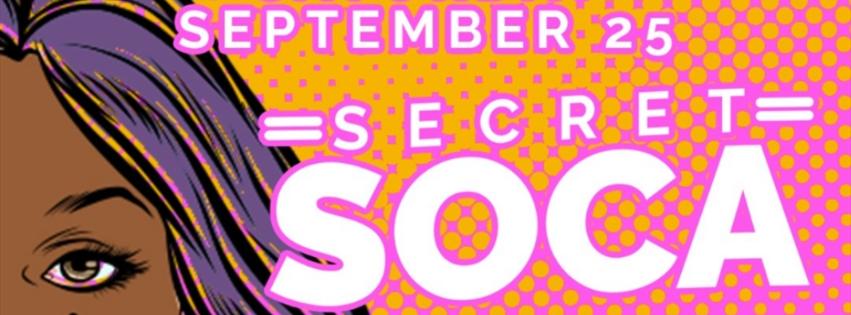 SECRET SOCA