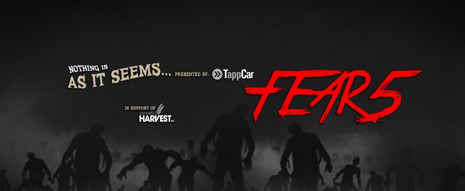 Fear5: October 31st Experiences