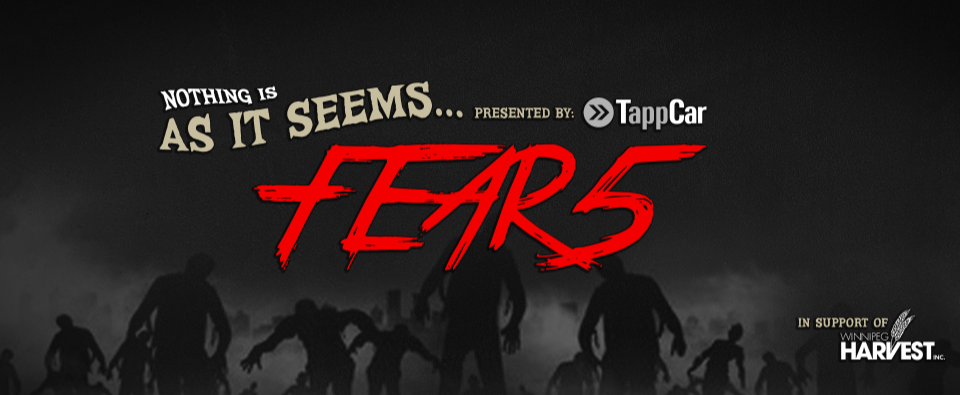 Fear5: October 3rd Experiences