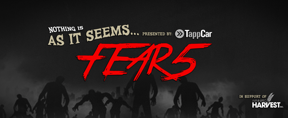 Fear5: October 30th Experiences